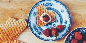 Lidl is launching a heart shaped waffle maker