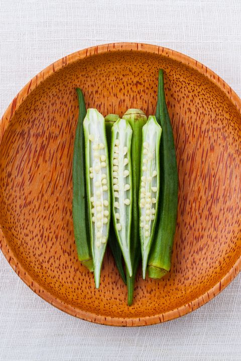 Best Foods for Low Cholesterol - Okra
