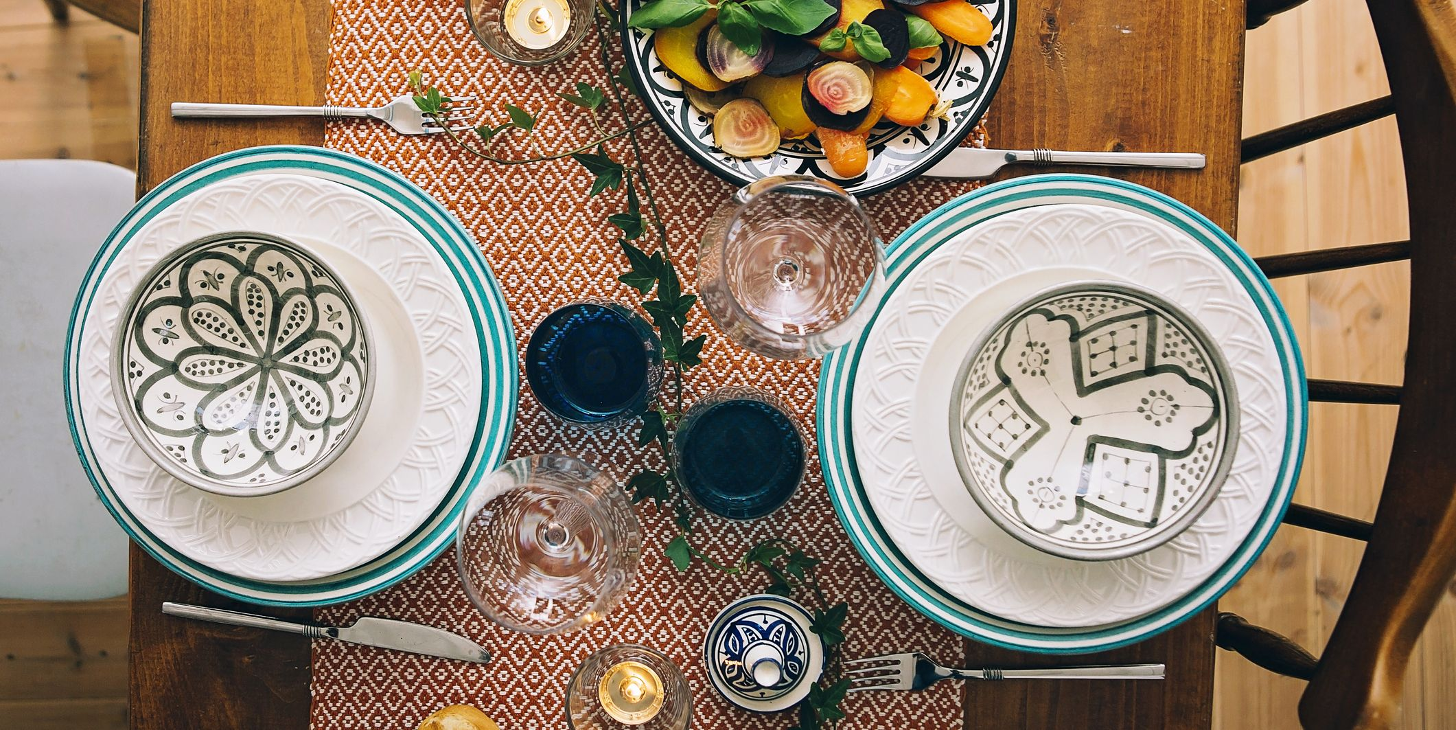 23 Ways to Decorate Your Thanksgiving Table