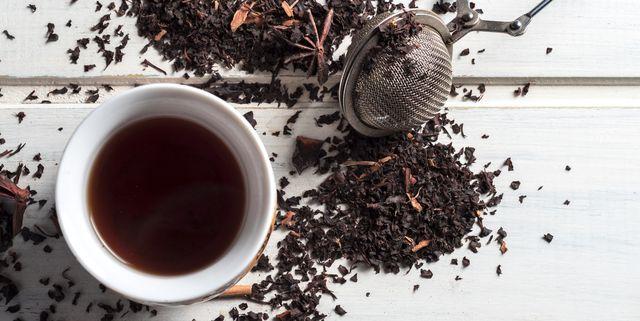 Black Tea Help for Weight Loss - Health Benefits of Tea