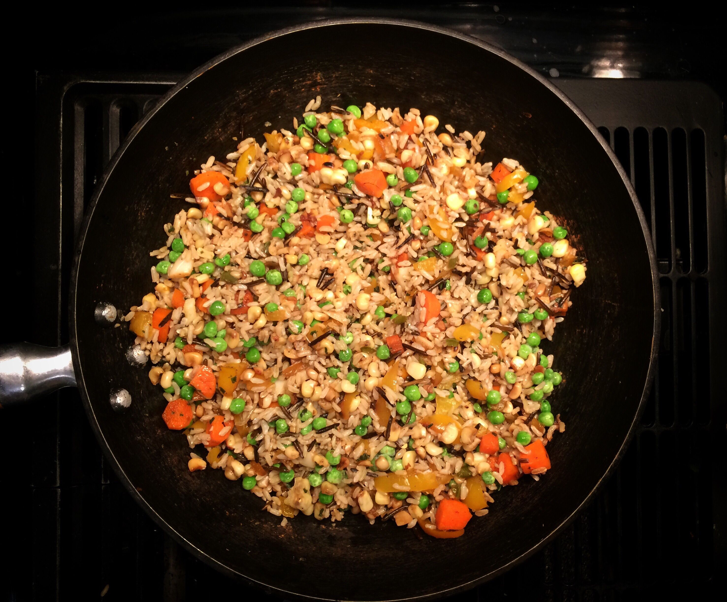 Use Math and Physics to Flip the Best Fried Rice