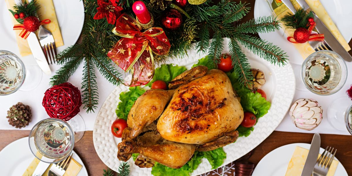 70 easy christmas dinner ideas best holiday meal recipes. Black Bedroom Furniture Sets. Home Design Ideas