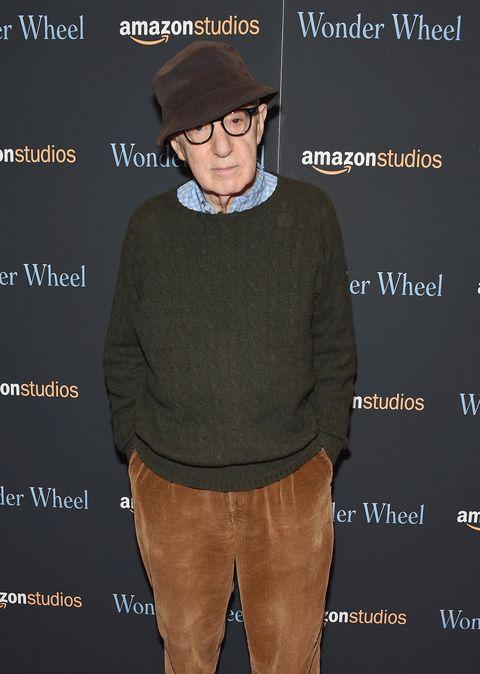 """Woody Allen estrenará """"A Rainy Day In New York"""" en Italia"""