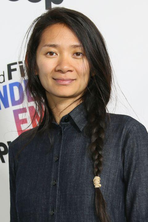 famous asian women  chloe zhao