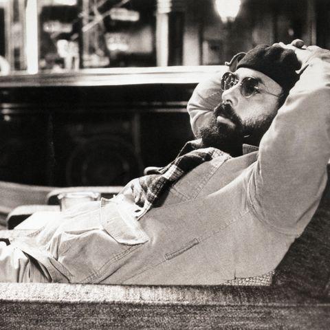 Coppola on Set of Godfather Part II