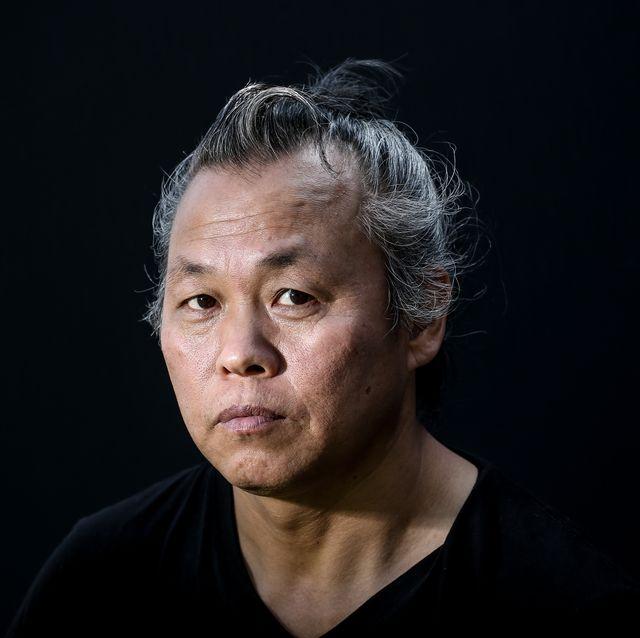 kim ki duk   portrait session   71st venice film festival