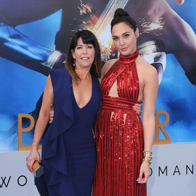 "premiere of warner bros pictures' ""wonder woman""   arrivals"