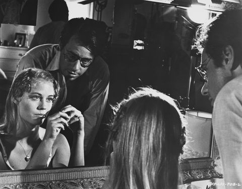 set of the last picture show