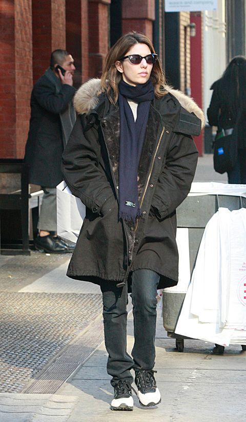 Sofia Coppola(ソフィア・コッポラ)Celebrity Sightings In New York - February 16, 2011
