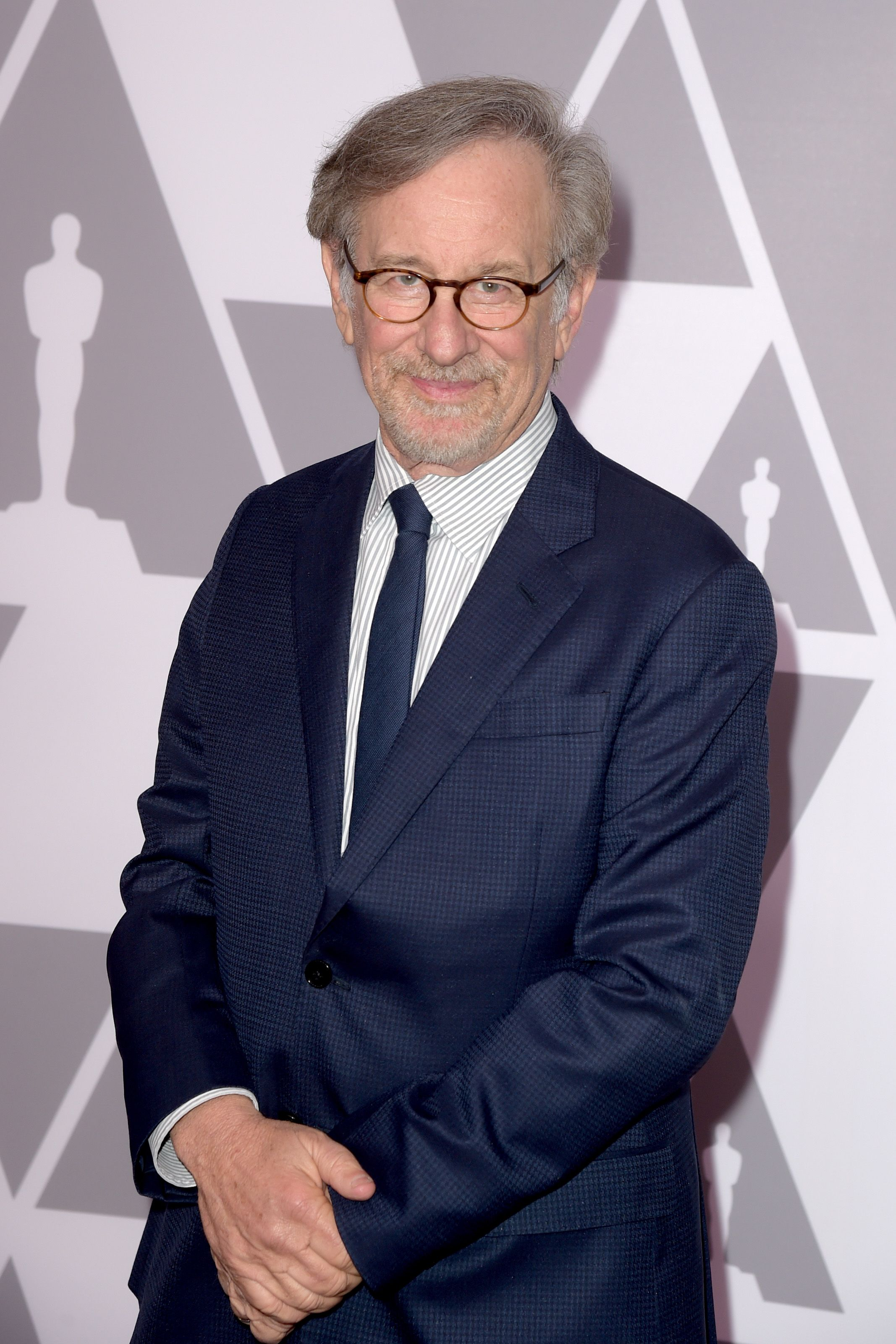 Steven Spielberg and ...