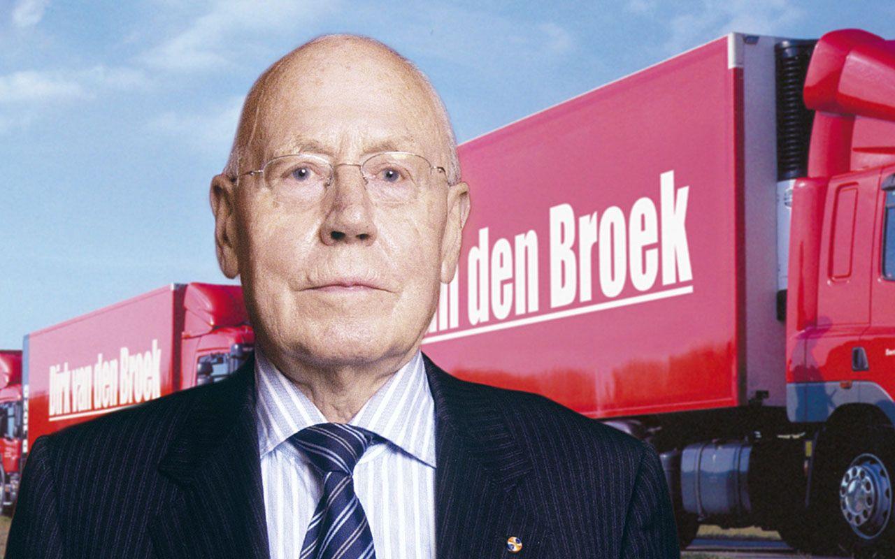In Memoriam: Dirk van den Broek (1924 – 2020)