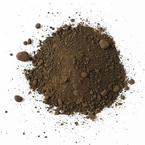 Soil, Brown, Cocoa solids, Powder,