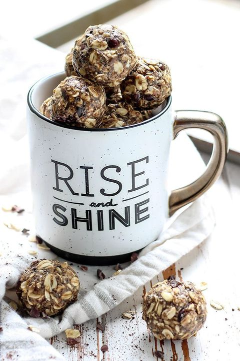 Dirty Chai Energy Balls - Protein Bites