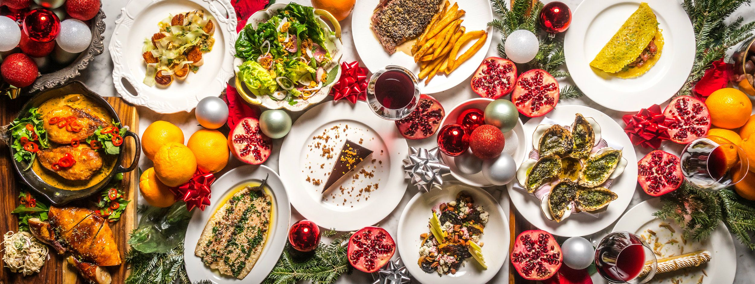 Sierra Restaurant Christmas Day 2020 24 NYC Restaurants Open On Christmas Day 2019   Where to Eat