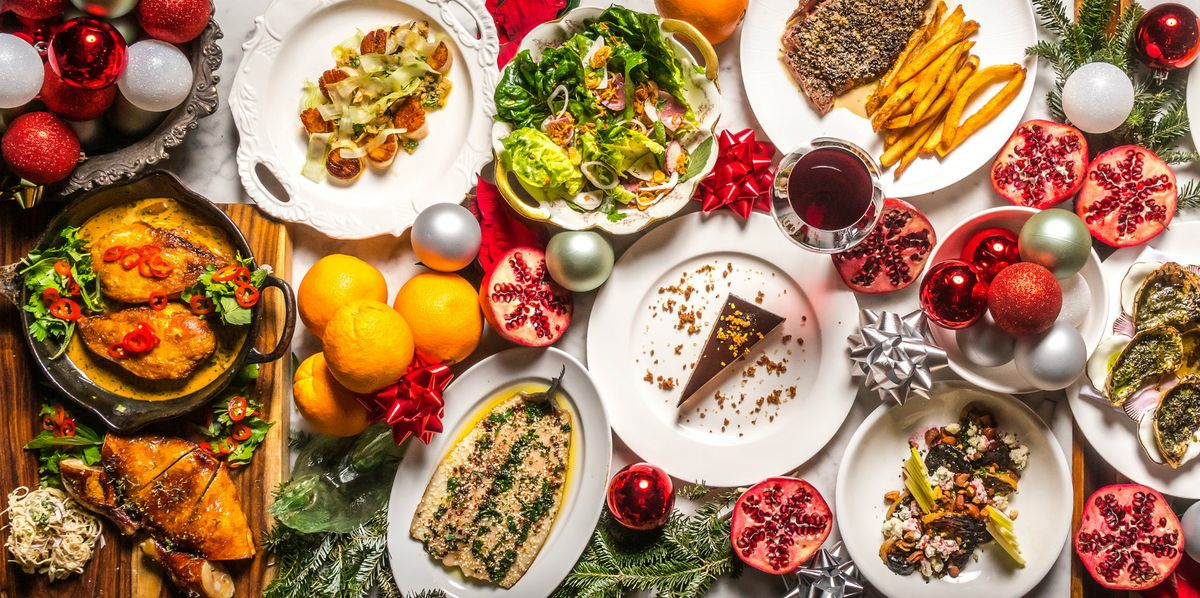 24 NYC Restaurants Open On Christmas Day 2019 - Where to Eat Christmas Dinner in NYC