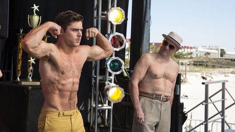 Dirty Grandpa (2016) Zac Efron y Robert De Niro