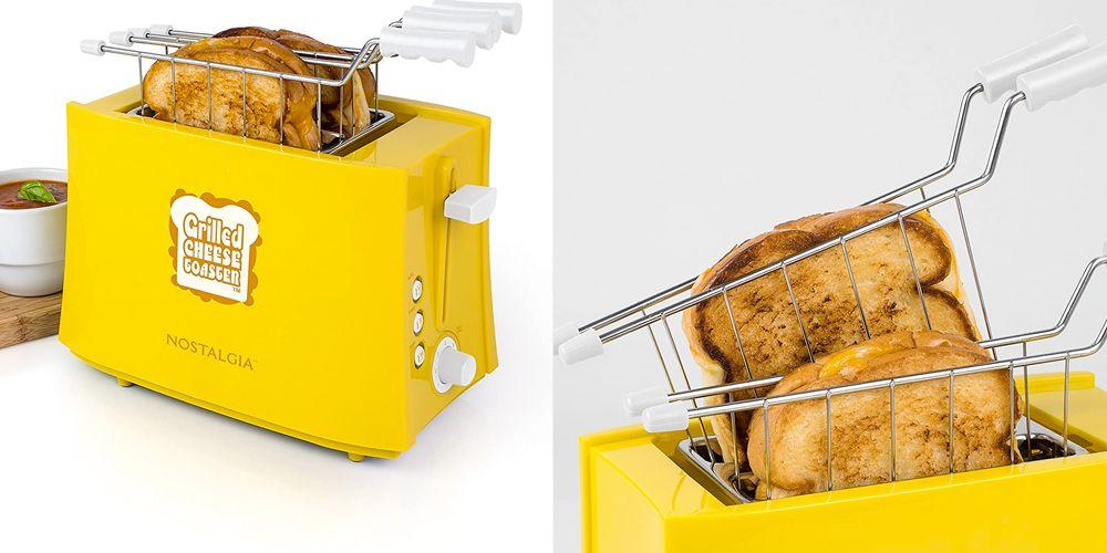 Всем любителям сыра нужен этот гениальный сырный тостер на гриле