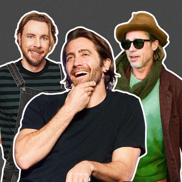 dax shepherd jake gyllenhaal bradley pitt why aren't these famous guys bathing
