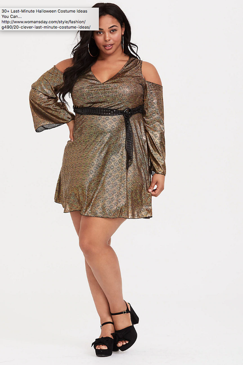 disco doll plus size halloween costume
