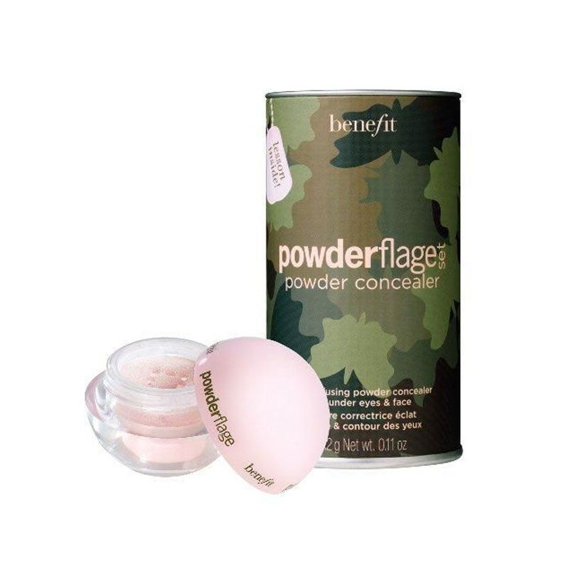 Discontinued Benefit Makeup - Powderflage