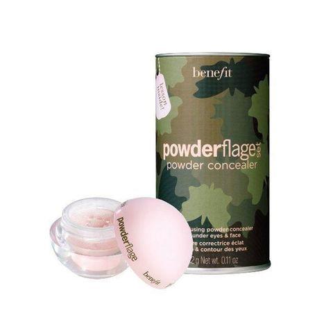 Discontinued Benefit Makeup - Powderflage