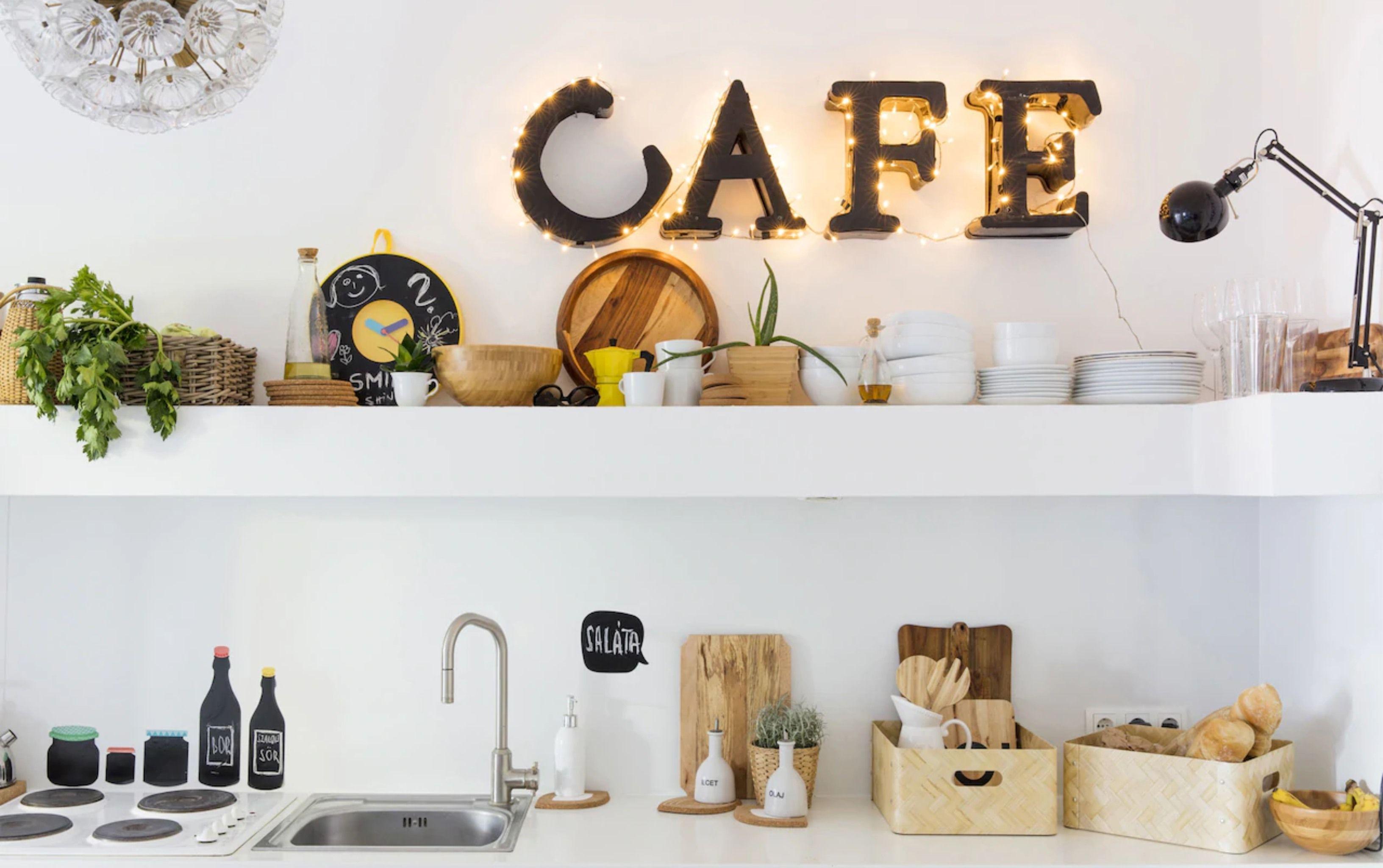 Cómo organizar la cocina y ganar espacio - Organizadores de ...