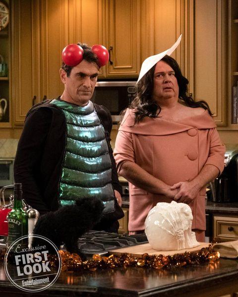 disfraces halloween 2018 modern family