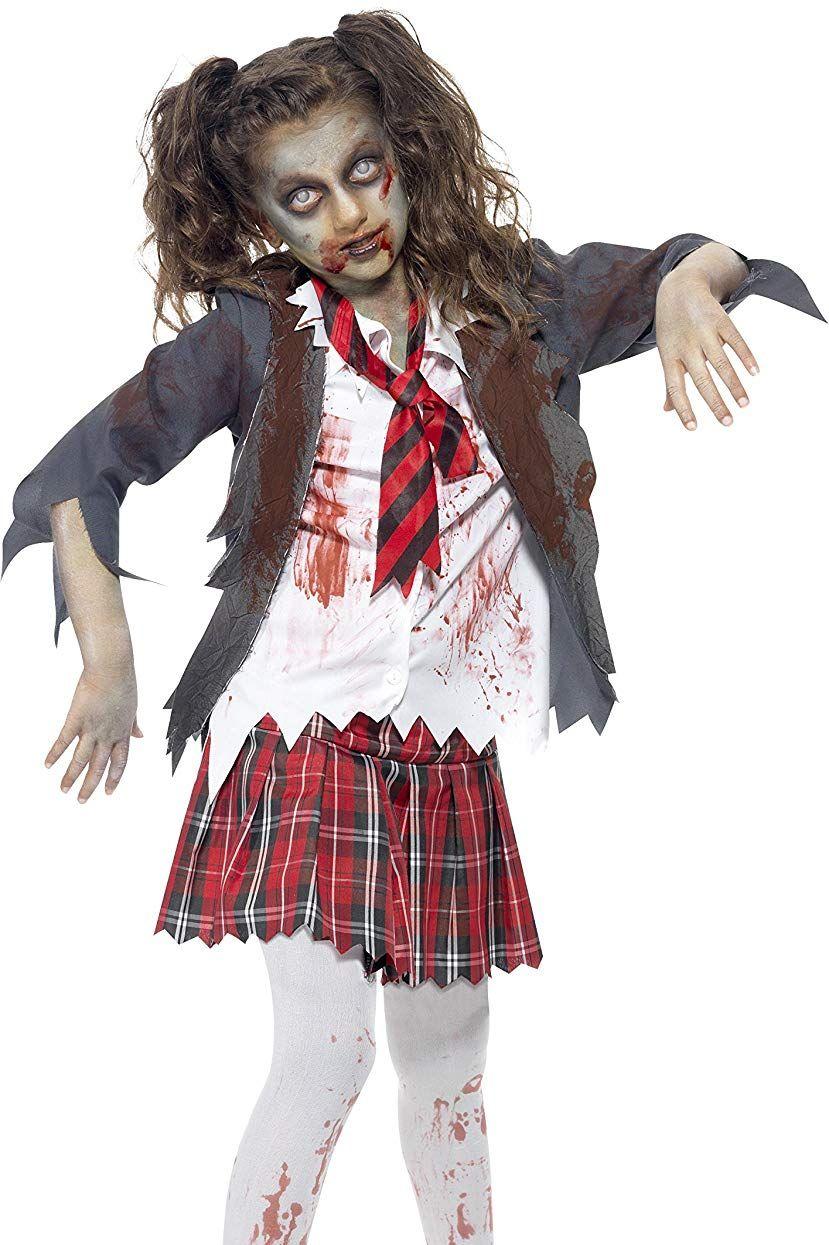 Disfraz de zombie adolescente Halloween
