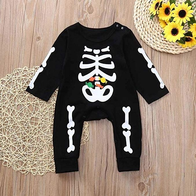 Disfraz halloween de bebé