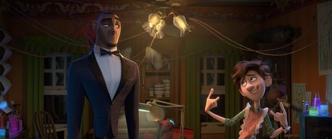 【電影抓重點】迪士尼最新動畫《變身特務》太爆笑!是「蜘蛛人」湯姆霍蘭德遇見偶像「神燈精靈」威爾史密斯的可愛故事!