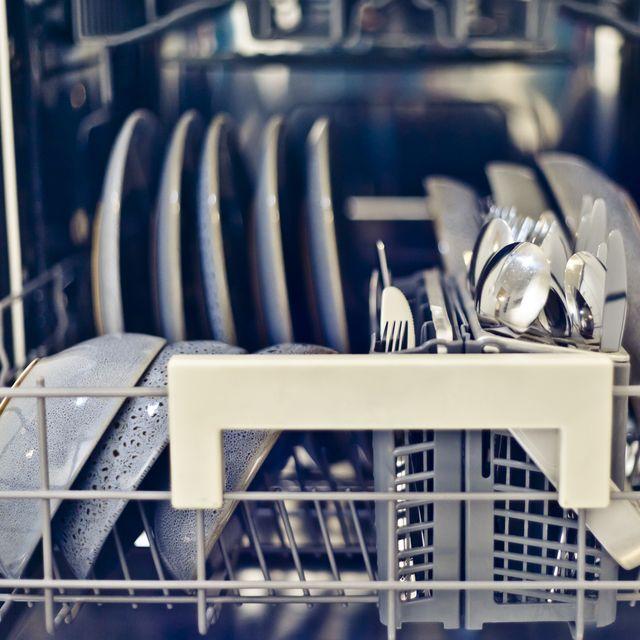 woman's lemon dishwasher hack will guarantee shiny plates