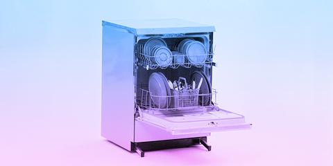 Kitchen appliance, Dishwasher, Home appliance, Small appliance,