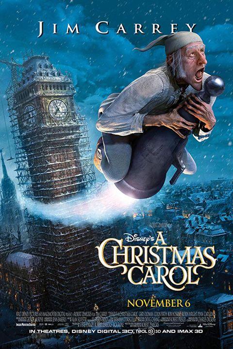 christian christmas movies 'A Christmas Carol'
