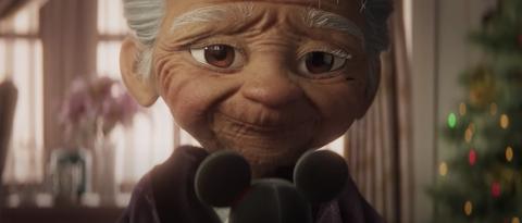 Disney ads 2020