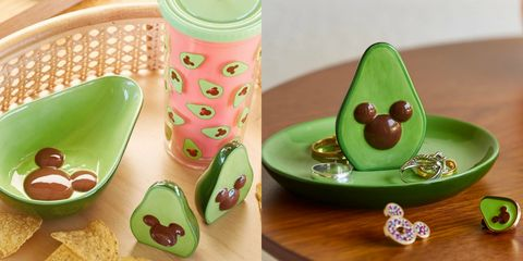 Disney Is Selling A Collection Of Avocado-Themed Merchandise