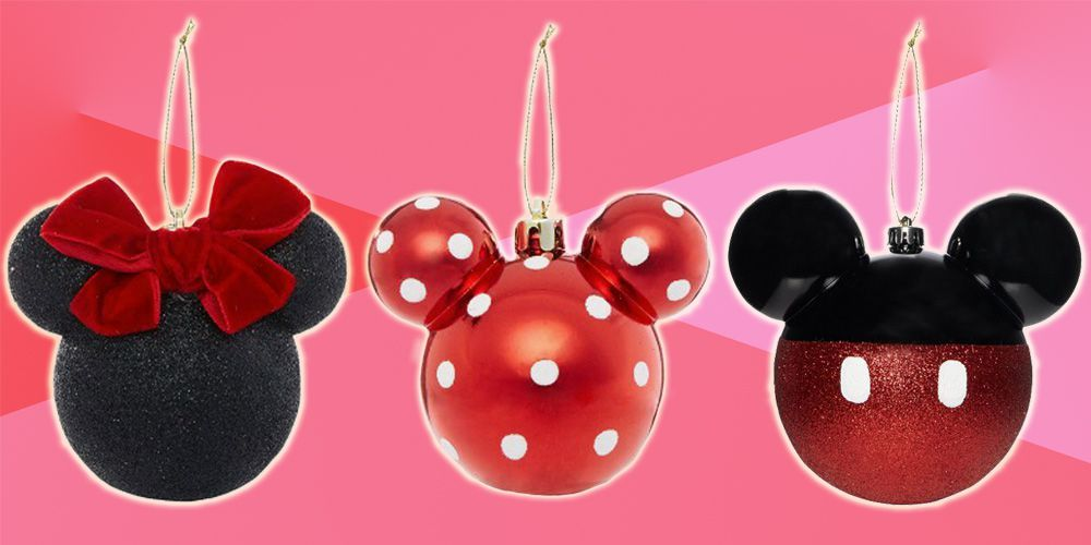 Primark's Disney baubles are back for 2018 on