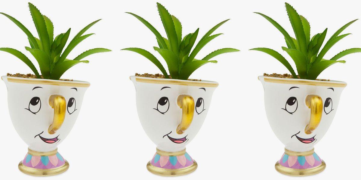 Дисней продает сочные чипсы для людей, которые любят растения и фильм «Красавица и чудовище»
