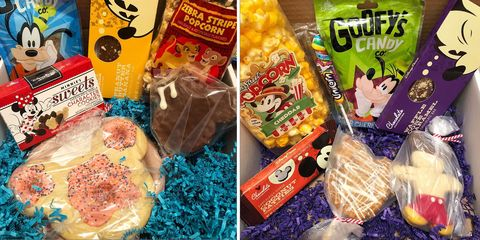 Boxney Offers A Monthly Disney World Snack Delivery Service