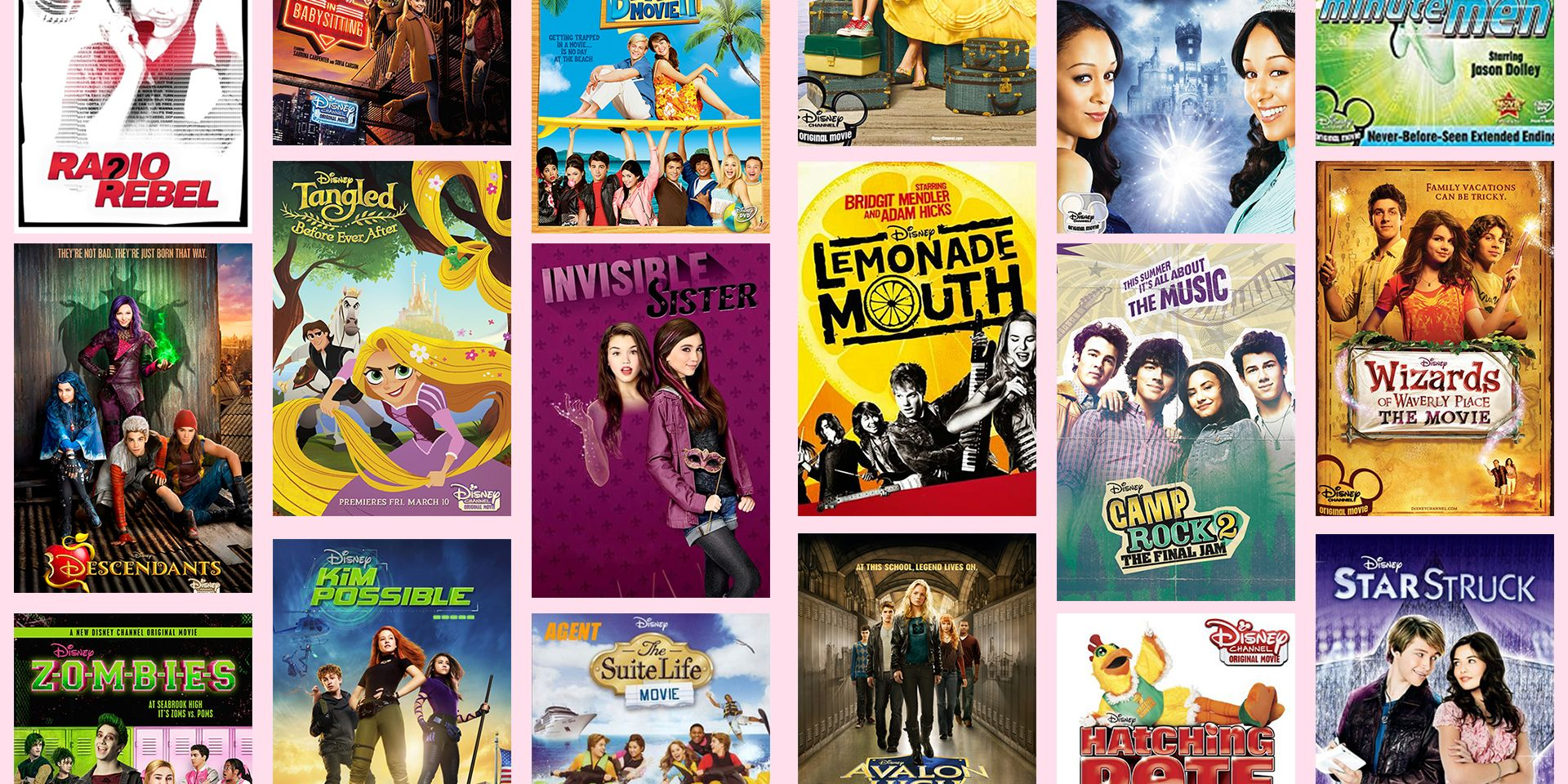 60 Best Disney Channel Movies Disney Channel Movies 2020