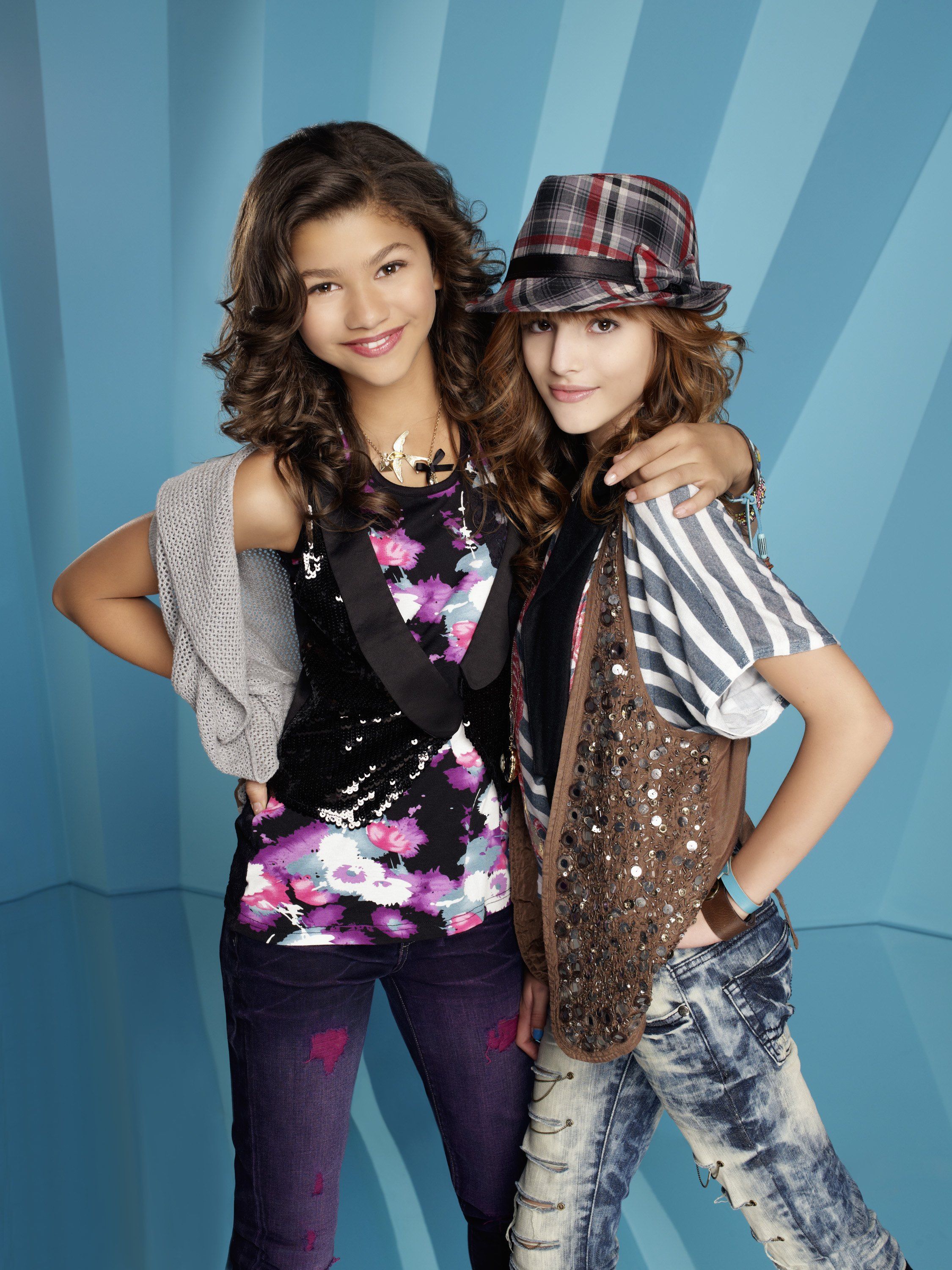Disney Channel Feuds Zendaya Bella Thorne