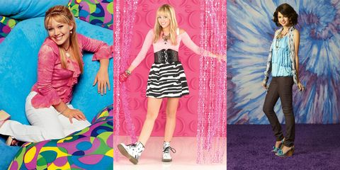 56b59197587 12 Ridiculous Date Outfits Your Favorite Disney Stars Wore in the ...