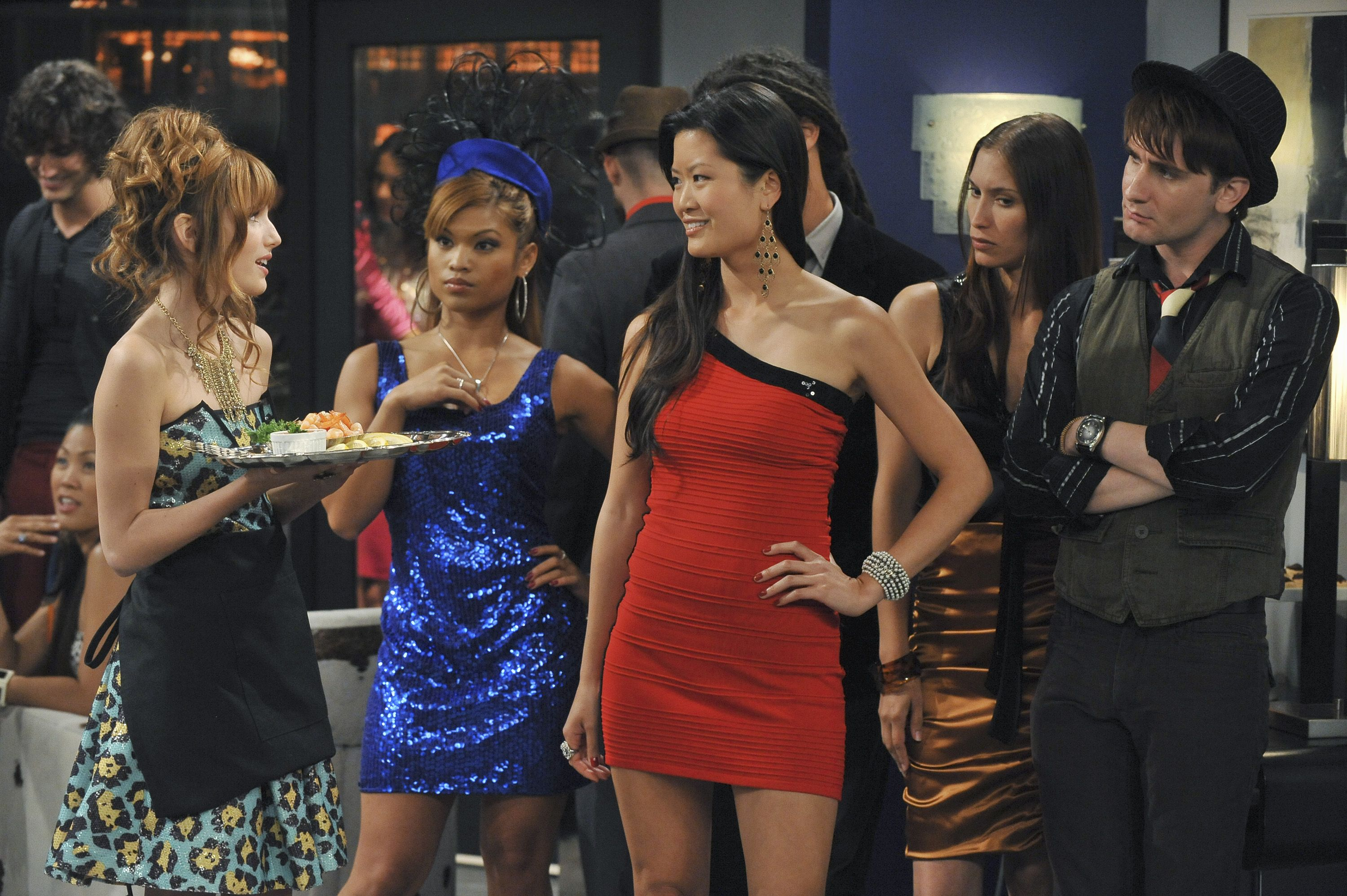 Disney Channel Shows Controversy Shake It Up Eating Disorder Joke
