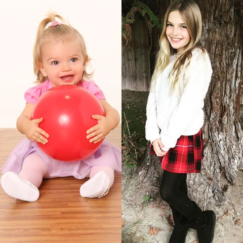 Disney Channel Stars Then and Now Mia Talerico