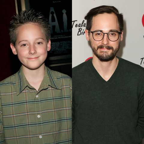 Disney Channel Stars Then and Now Jake Thomas