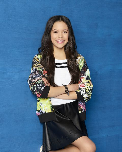 disney channel stuck in the middle harley diaz jenny ortega