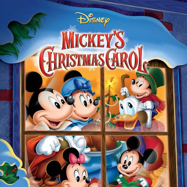disney christmas moviesmickey's christmas carol