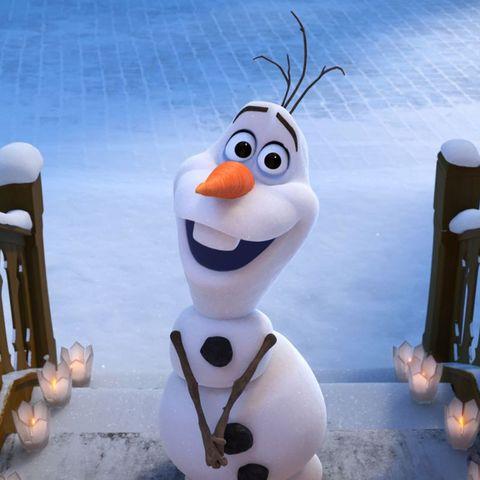Disney Christmas Movies on Disney - Olaf's Frozen Adventure