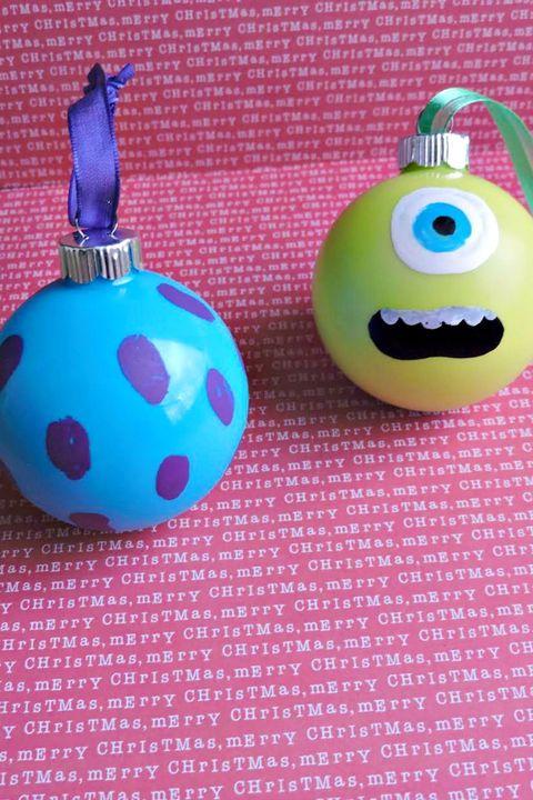 25 Diy Disney Christmas Decorations Best Disney Christmas