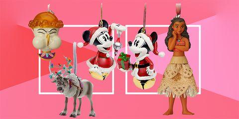 disney christmas tree decorations - Disney Christmas Tree Decorations