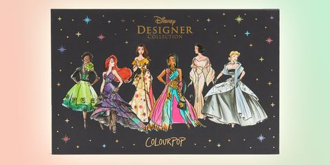 disney colour pop collection